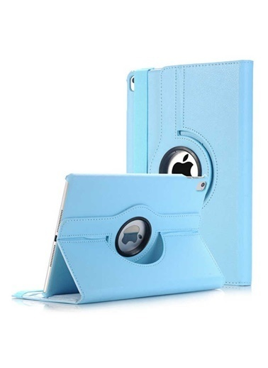 Apple Apple İpad Pro 12.9 2018 360 Standlı Tablet Kılıfı Mavi